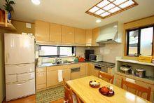 −キッチンー 木造注文住宅施工例