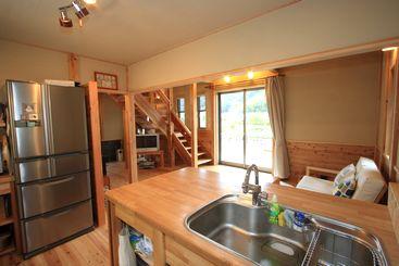 キッチン デザイン注文住宅 健康住宅