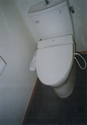 【トイレ】工事完成